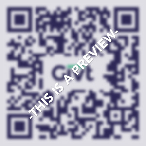 QR code request - this is a preview