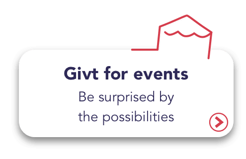 Givt for events